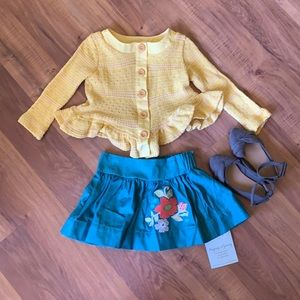 Persnickety outfit. Size 2 years